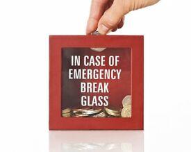 Emergency Money Box (NEW)