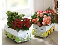 campervan planters set of 2