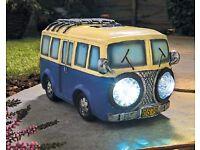 Garden LED Solar Light Camper Van