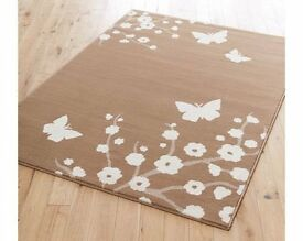 Large Maestro Butterfly Rug (L170 x W120cm) (NEW)