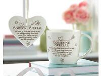 Someone Special Mug & Hanger Set