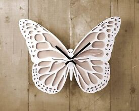 Butterfly Clock (NEW)