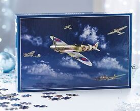 Spitfire Jigsaw Puzzle (NEW)