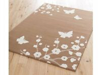 Butterfly Design Rug