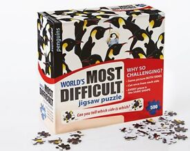 Penguin World's Most Difficult Puzzle Jigsaw (NEW)