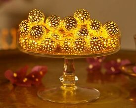 Moroccan Ball String Lights,new