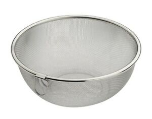 Sieves sifter mesh basket s s 19cm 7 diameter guaranteed quality ebay - Diametre panier basket ...