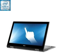 "BRAND NEW Dell 15"" intel i5 256gb SSD 8gb RAM TOUCH FLIP on sale"