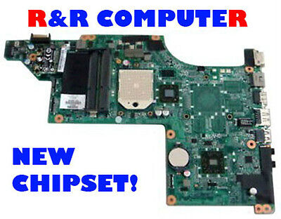 EXCHANGE!!NEW CHIPSET HP 605496-001 DV7 AMD Laptop Motherboard !!!NEW CHIPSET!