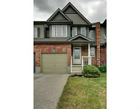 3 Bedroom Waterloo Townhouse available August 1st!