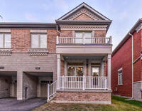 Free-Hold Town Home - End UNIT - in Pickering