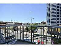 DOWNTOWN CONDO - COMPLETED WITH PARKING, POOL, SAUNA & MORE!