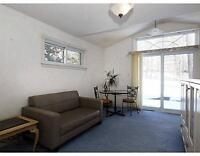 FURNISHED 1-BDRM.** ALL INCLUSIVE-WALK TO UW!