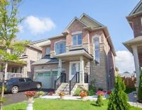 Gorgeous Spacious Home at the Border of Mississauga and Brampton