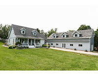 Beautiful House, Huge Shop, Half Acre in Salem