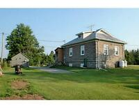 Beautiful Move in ready Stone Farm house w/Barns for sale
