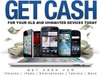 CASH PAID TODAY UNWANTED ELECTRONICS # COLLECT WITHIN ONE HOUR # iPHONES iPADS