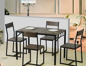 5 piece dinette set, NEW in boxes, 3 left in stock