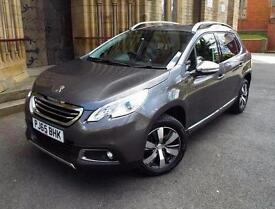 2015 Peugeot 2008 1.2 PureTech 110 Allure 5 door Petrol Estate