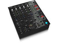 Behringer DJX750 Mixer, Only 2 Months Old, Only Tested Not Used, Unwanted Present