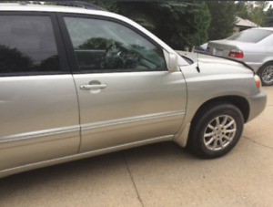2005 Toyota Highlander Limited! Leather Seats! Heated Seats!
