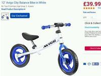 Balance bike 12 inch