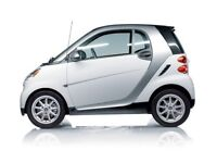 SMART CAR CITY COUPE PASSION FORTWO SILVER LOW MILEAGE