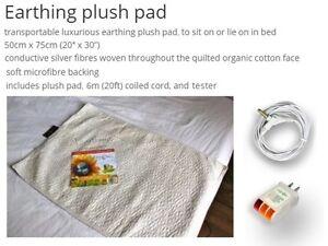 Earthing Plush Pad Kit