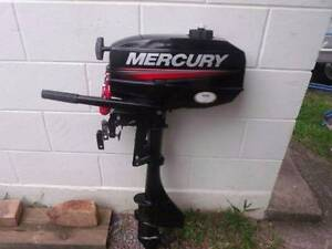 outboard motor 3.3 merc Chinderah Tweed Heads Area Preview
