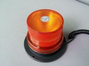 ★♦  Gyrophare orange LED - Flashing light déneigement, towing ♦★