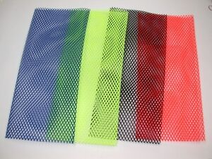 Red-Hat-diving-cylinder-heavy-duty-tank-protective-mesh-2-sizes-4-colours-NEW