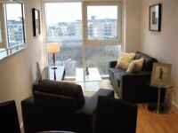 Stylish 1bedroom,furnished with wood flooring available in BATTERSEA REACH,SPINNAKER HOUSE,BATTERSEA
