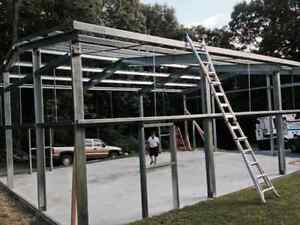 steel building for storage,garages and work shops Cornwall Ontario image 10