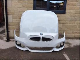 Genuine BMW F20 1 Series M Sport Facelift Bonnet & Front Bumper 2016-