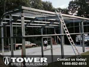 Steel Buildings, Workshops, Sheds, Storage Units