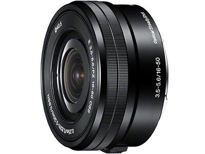 F/S New Sony 16-50mm F/3.5-5.6 OSS Lens Black For a6000 a5100 without box