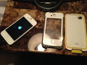iPhone 4 Telus 8GB Lifeproof