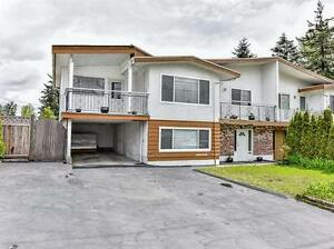 House, Duplex 6000 sq lot - Delta, BC