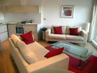 Stunning 2 bed 2 bath QUEENSGATE HOUSE BOW E3 **BALCONY GATED** MILE END ROAD CHURCH BROMLEY DEVONS