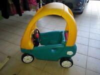Little tikes car Good condition
