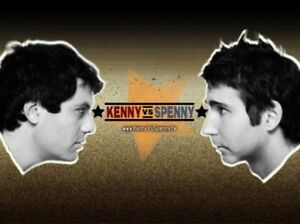 Kenny Vs Spenny - Live In Sarnia (This Friday) Tickets
