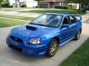 Wanted: WRX engine