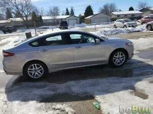 Hello! I am selling a 2013 Ford fusion. It has 148.000km