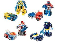 Looking for Rescue Bot Toys