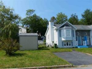 Lovely two level Semi in the heart of Sackville