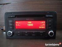 AUDI A3 Concert CD / MP3 / Radio Unit - Excellent Condition