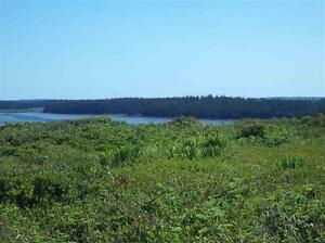 Very Private Ocean Front Lot minutes from Yarmouth
