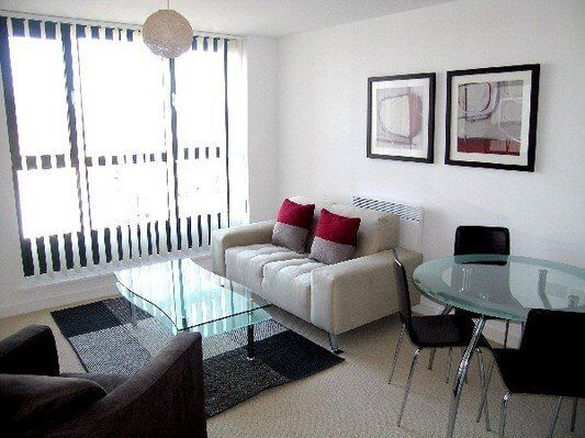 DESIGNER FURNISHED MODERN 1 BED APARTMENT IN THE SPHERE CANNING TOWN ONLY 290pw CANARY WHARF E14