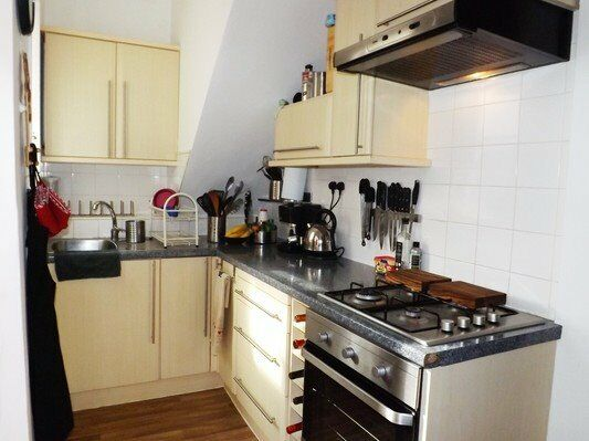 Large Two Bedroom Apartment with Private Garden