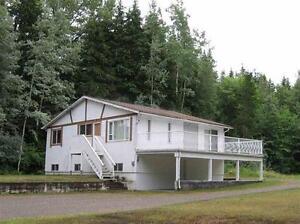 Larger Home on Acerage!